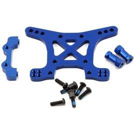 Traxxas TRA6839X  Blue Aluminum Front Shock Tower Slash / Stampede 4x4