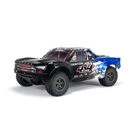 Arrma ARA4303V3T1  Blue SENTON 4X4 3S BLX Brushless 1/10th 4wd SC