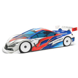 Bittydesign BDYTC-190HYPULT  HYPER Touring Car Body (Clear) (190mm) (Ultra Light Weight) (ROAR Approved)