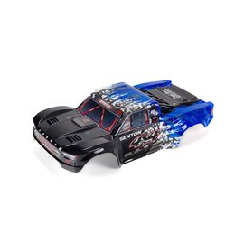 Arrma ARA402311  Blue / Black Senton 4X4 BLX Pre-Painted Body
