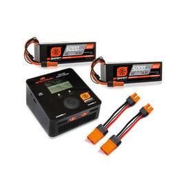 Spektrum SPMXPS8HC  Smart Powerstage Bundle 8S 100C