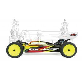 Team Associated ASC90028  B74.1D Team 1/10 4WD Off-Road Electric Dirt Buggy Kit