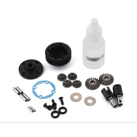 TLR / Team Losi TLR232101  Complete G2 Gear Diff, Metal: 22 5.0
