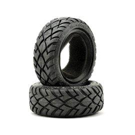 "Traxxas TRA2479  Front Tracer 2.2"" Wheels w/Anaconda Tires (2)"