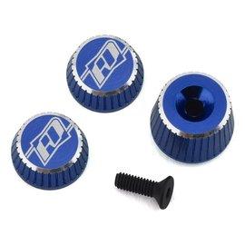 Revolution Design RDRP0501-BLU  Blue Revolution Design M17 Dial & Nut Set