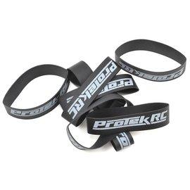 Protek RC PTK-2028  ProTek RC Tire Glue Bands (8)