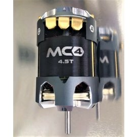 "MOTIV MOV40045  ""MC4"" 4.5T  PRO TUNED Modified Brushless Motor (2 Pole 540)"