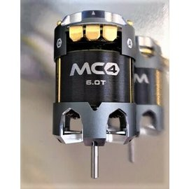 "MOTIV MOV40060  ""MC4"" 6.0T  PRO TUNED Modified Brushless Motor (2 Pole 540)"
