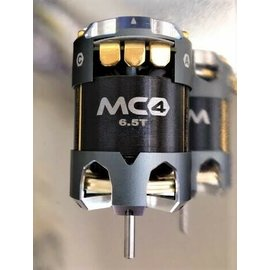 "MOTIV MOV40065  ""MC4"" 6.5T  PRO TUNED Modified Brushless Motor (2 Pole 540)"