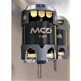 "MOTIV MOV40075  ""MC4"" 7.5T  PRO TUNED Modified Brushless Motor (2 Pole 540)"