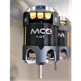 """MOTIV MOV40070  """"MC4"""" 7.0T  PRO TUNED Modified Brushless Motor (2 Pole 540)"""