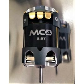 "MOTIV MOV40035  ""MC4"" 3.5T PRO TUNED Modified Brushless Motor (2 Pole 540)"