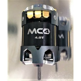 "MOTIV MOV40040  ""MC4"" 4.0T  PRO TUNED Modified Brushless Motor (2 Pole 540)"