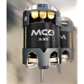 "MOTIV MOV40055  ""MC4"" 5.5T  PRO TUNED Modified Brushless Motor (2 Pole 540)"