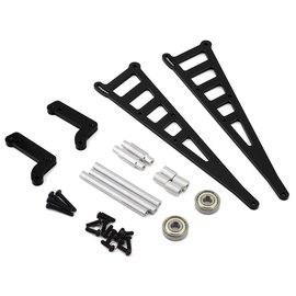 STRC SPTSTC71071BK  Black DR10 Aluminum Wheelie Bar Kit