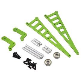 STRC SPTSTC71071G  Green DR10 Aluminum Wheelie Bar Kit