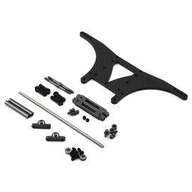 Drag Race Concepts DRC-386-0002  Grey Slash Drag Pak ARB Anti Roll Bar Kit