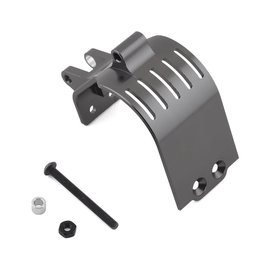 Drag Race Concepts DRC-410-0003  Grey DR10 Aluminum Motor Guard