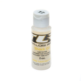 TLR / Team Losi TLR74001  17.5wt Silicone Shock Oil (2oz)