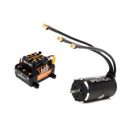 Spektrum SPMXSEMC06  Firma 160A Brushless Smart ESC / 1250Kv Sensorless Motor Combo