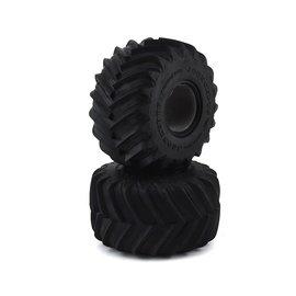 """J Concepts JCO3063-05  Renegades Jr 2.2"""" Monster Truck Tire (2) (Gold)"""