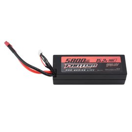 Fantom Racing FAN25190  Fantom 4S 15.2v 5800mAh 110C LCG LiPo w/ EC5 Connector