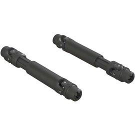 Arrma AR310780  Composite Front Slider Driveshaft Set (2): 4x4  ARAC4041