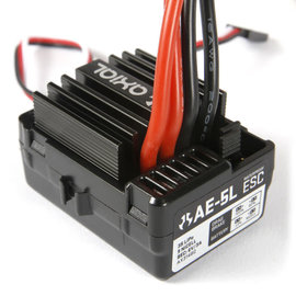 Axial Racing AX31480  AE-5L ESC with LED Port Light  AXIC1480