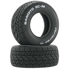 Duratrax DTXC3801  Bandito SC-M Oval Tires C3 (2)
