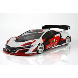 Mon-Tech Racing MB-020-013L  Akura La Leggera 1/12th GT Body