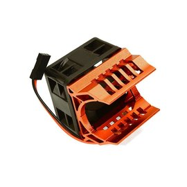 Integy C28595RED  Red Motor Heatsink 40x40x10mm Cooling Fan for 1/16 ERevo & Slash VXL