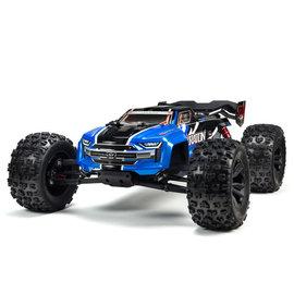 Arrma ARA8608V5T2  Blue Kraton V5 6S 4wd BLX 1/8 Monster Truck