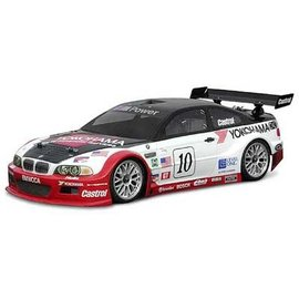 HPI HPI7452  200mm BMW M3 GT Clear Body