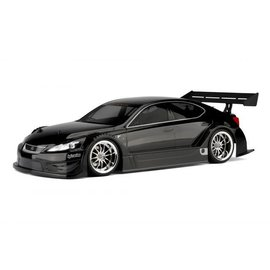 HPI HPI17542  Lexus IS-F Racing Concept Clear Body 200mm