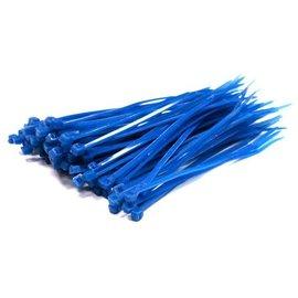 Integy C23386BLUE  Plastic Tie Wrap / Cable Tie (100)