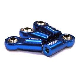 Integy C23369BLUE  3mm Blue Metal Ball End (4)