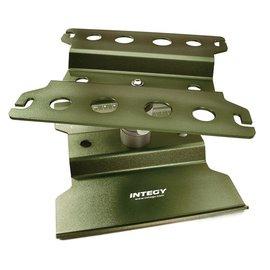 Integy C27025GUN  Gun Metal Universal Car Stand Workstation 1/10 Size