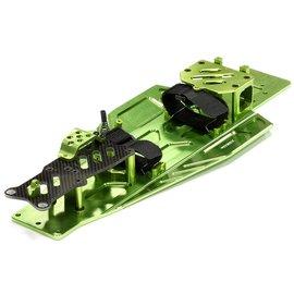 Integy T8655GREEN  Green Performance Conversion Chassis Kit Bandit & Rustler