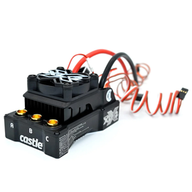 Castle Creations CSE010-0167-00  Mamba XLX 2 1/5 Scale Sensored Brushless ESC