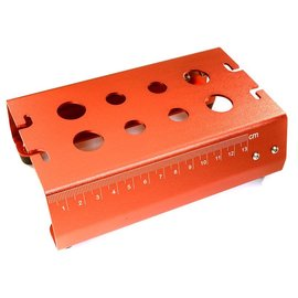 Integy C27182RED  Universal Car Stand Workstation for 1/10 Size