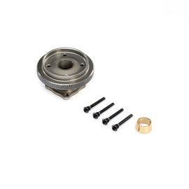 TLR / Team Losi TLR241051  Flywheel & Collet, Aluminum: 8X