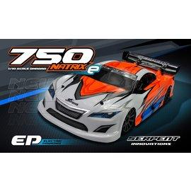 Serpent SER804013  Natrix 750-W 1/10 4wd EP Touring Car Kit