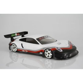 Mon-Tech Racing MB-020-009L  RS GT3 La Leggera 1/12th GT Clear Body