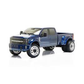 CEN CEG8980  Blue Ford F450 1/10 4WD Solid Axle RTR Truck