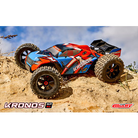 Team Corally COR00172  1/8 Kronos XP 4WD Monster Truck 6S Brushless RTR