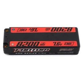 Fantom Racing FAN25160  Fantom 2S 7.6v 8200mAh 130C LiPo w/ 5mm Bullets