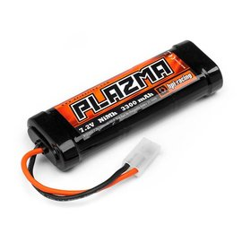HPI HPI101932  Plazma 6 Cell Stick NIMH Battery Pack w/Tamiya Connector (7.2V/3300mAh)
