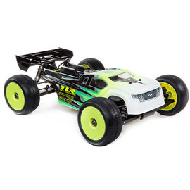 TLR / Team Losi TLR240017  Team Losi Racing 8IGHT-XT / XTE Body (Clear)