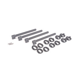 Schumacher U4950  Body Posts - Eclipse (4pcs)