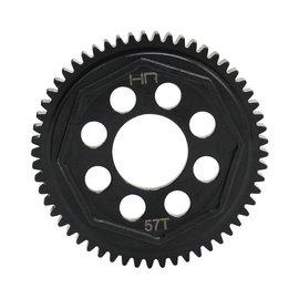 HOT RACING HRASATF257  32P 57T Steel Spur Gear Arrma 3S